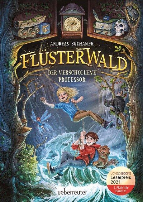 Flüsterwald - Der verschollene Professor (Flüsterwald, Bd. 2) - Andreas Suchanek