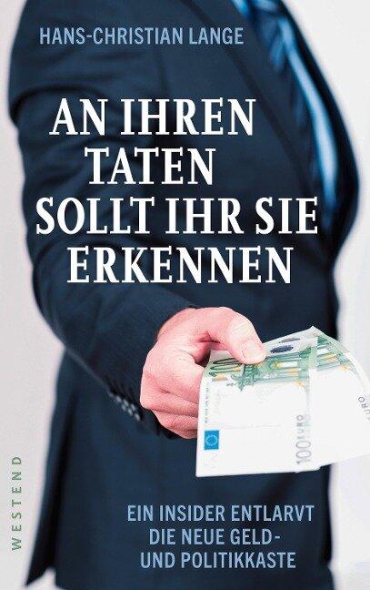 An ihren Taten sollt ihr sie erkennen - Hans-Christian Lange