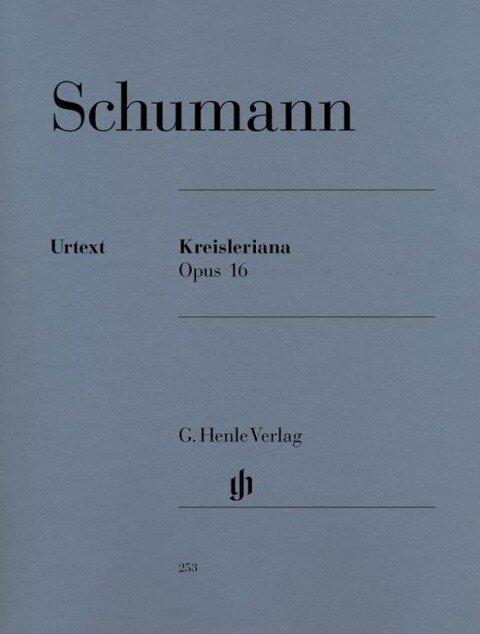 Kreisleriana op. 16 - Robert Schumann