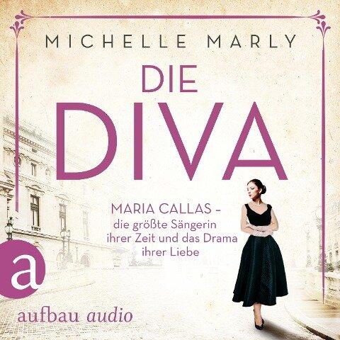 Die Diva (Gekürzt) - Michelle Marly