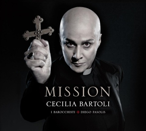 Mission (Limited Deluxe Edition) - Cecilia Bartoli, Agostino Steffani