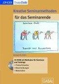Kreative Seminarmethoden für das Seminarende - Zamyat M. Klein