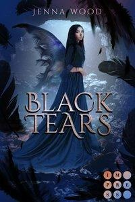 Die Black-Reihe 3: Black Tears - Jenna Wood