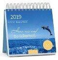 Höre nie auf zu träumen 2019 Postkartenkalender - Sergio Bambaren