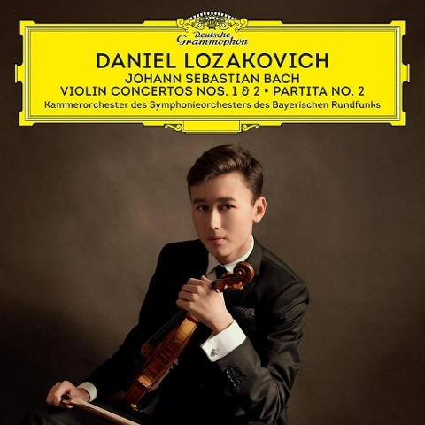 Johann Sebastian Bach - Daniel Lozakovich, Johann Sebastian Bach