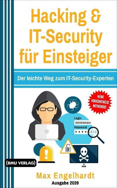 Hacking & IT-Security für Einsteiger - Max Engelhardt