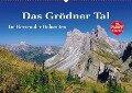 Das Grödner Tal - Im Herzen der Dolomiten (Wandkalender 2017 DIN A2 quer) - LianeM