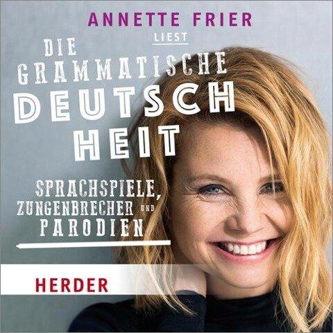 Die grammatische Deutschheit -