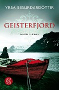 Geisterfjord - Yrsa Sigurdardottir