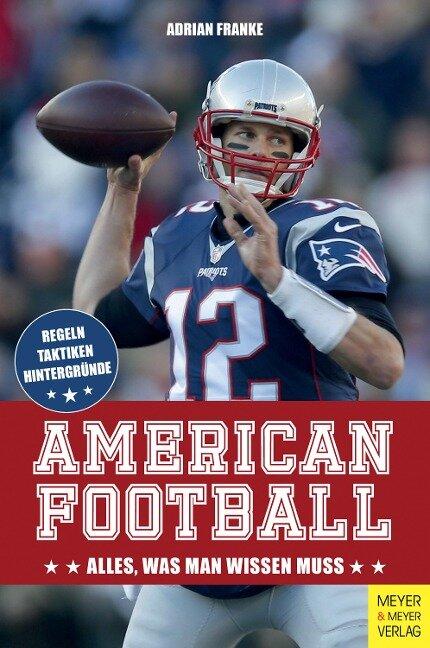 American Football - Adrian Franke