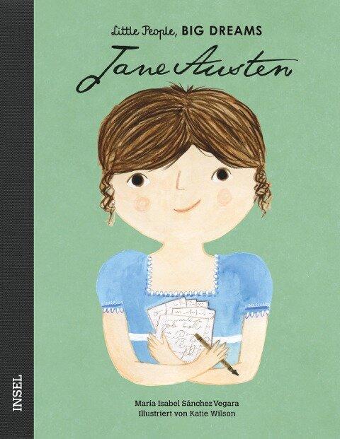 Jane Austen - Isabel Sánchez Vegara