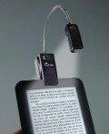 eBook Reader Booklight | Leselampe | Schwarz -