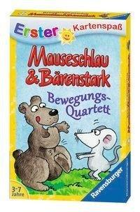 Mauseschlau und Bärenstark: Bewegungsquartett -