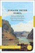 Schatzkästlein des rheinischen Hausfreundes - Johann Peter Hebel