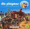 (32)Überfall Auf Den Goldtransport - Die Playmos