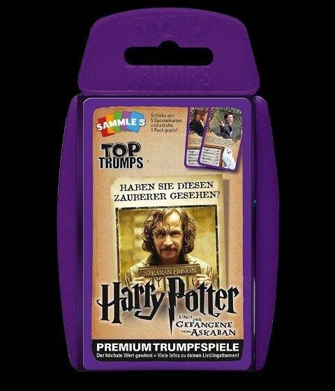 Top Trumps Harry Potter und der Gefangene von Askaban -