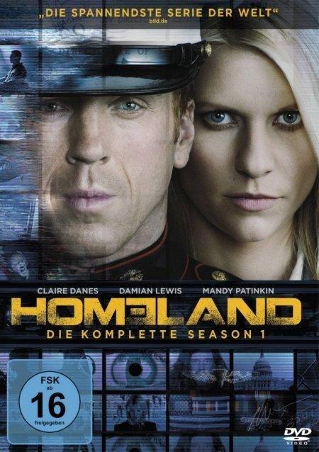 Homeland - Alex Gansa, Howard Gordon, Gideon Raff, Chip Johannessen, Alexander Cary