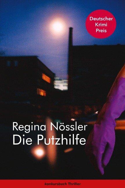 Die Putzhilfe - Regina Nössler