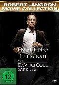 The Da Vinci Code - Sakrileg & Illuminati & Inferno - David Koepp, Akiva Goldsman, Hans Zimmer