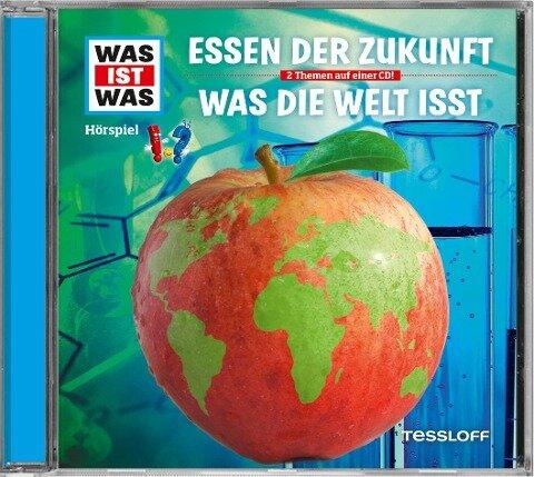 WAS IST WAS Hörspiel-CD: Essen der Zukunft/ Was die Welt isst - Manfred Baur