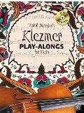 Klezmer Play-alongs. Vahid Matejko's Klezmer Play-Alongs for Violin - Vahid Matejko