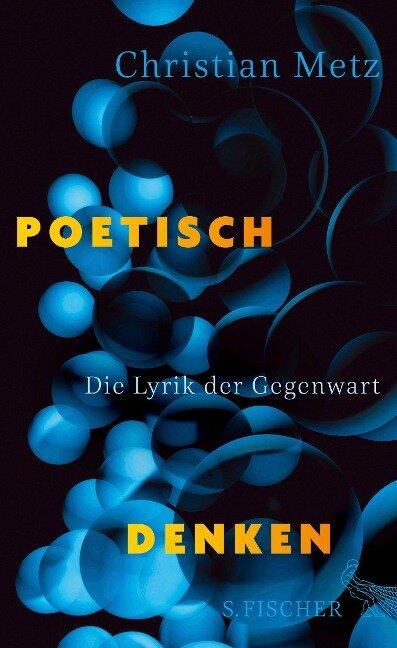 Poetisch denken - Christian Metz
