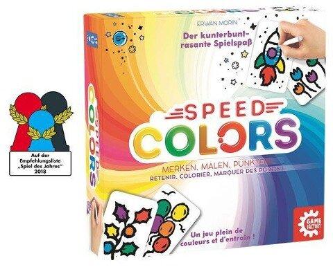 Speed Colors (mult) -