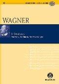 2 Ouvertüren/m. CD - Richard Wagner
