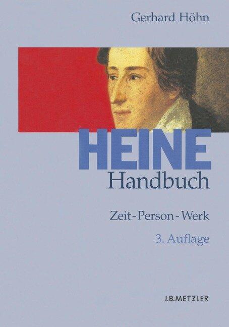 Heine-Handbuch - Gerhard Höhn
