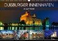 Duisburger Innenhafen (Wandkalender 2019 DIN A3 quer) - Helmut Probst