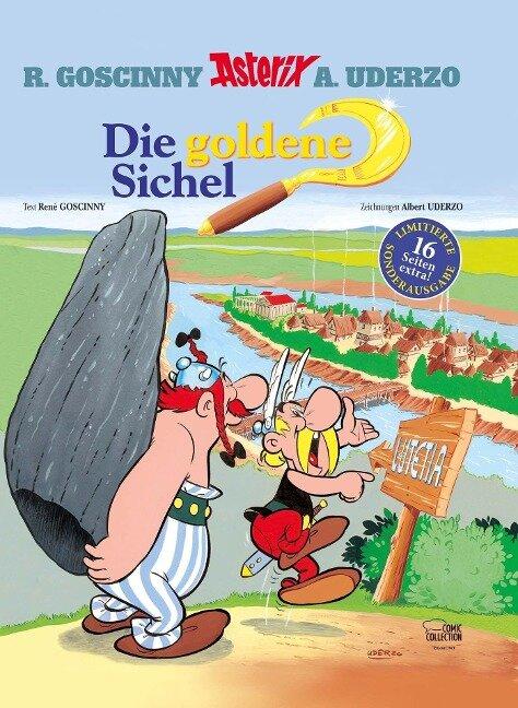 Asterix 05 Sonderausgabe - René Goscinny