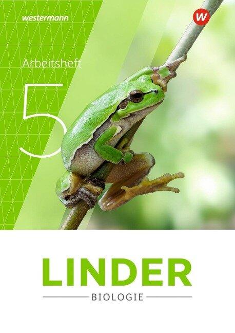 LINDER Biologie SI 5. Arbeitsheft. Sachsen -