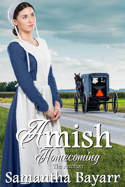 Amish Auction (Amish Homecoming, #2) - Samantha Bayarr