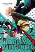 Dolly Kill Kill 07 - Yukiaki Kurando, Yusuke Nomura