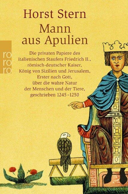 Mann aus Apulien - Horst Stern