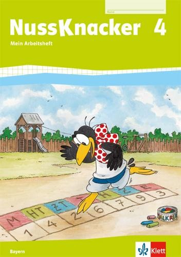 Der Nussknacker. Arbeitsheft 4. Schuljahr. Ausgabe für Bayern -