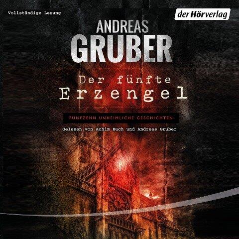 Der fünfte Erzengel - Andreas Gruber