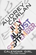 Calendar Girl Anthology 3 - Audrey Carlan
