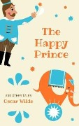Happy Prince and Other Tales - Author