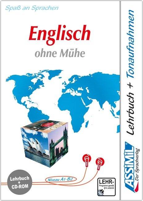 ASSiMiL Selbstlernkurs für Deutsche / Assimil: Englisch ohne Mühe - Anthony Bulger