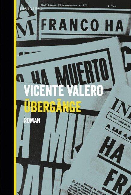 Übergänge - Vicente Valero