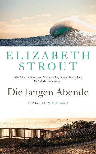 Die langen Abende - Elizabeth Strout