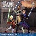 Star Wars - The Clone Wars 20: Kopfgeldjäger / Das Zillo-Biest -
