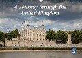 A Journey through the United Kingdom (Wall Calendar 2018 DIN A3 Landscape) - Helmut Gulbins