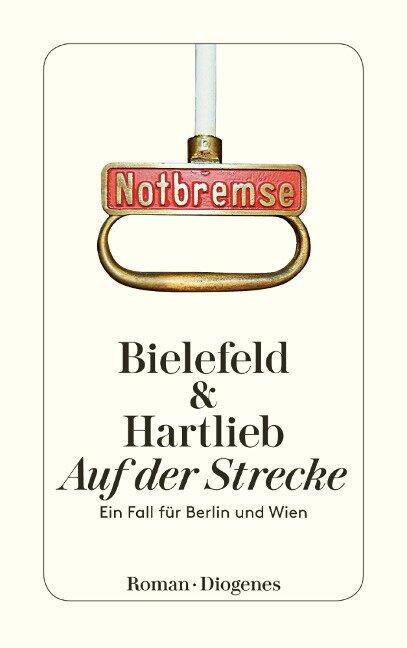 Auf der Strecke - Claus-Ulrich Bielefeld, Petra Hartlieb