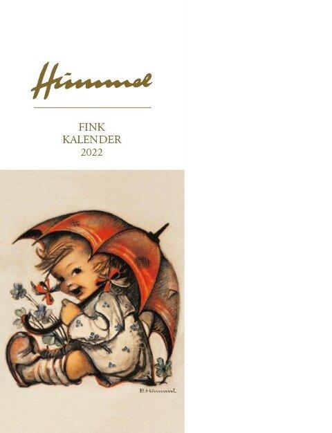 Fink Hummel 2022. Kunst-Postkartenkalender -