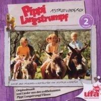 Pippi Langstrumpf Musik-CD - Astrid Lindgren