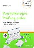 Psychotherapie-Prüfung online - Regina Rettenbach, Claudia Christ