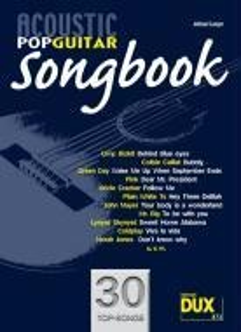 Acoustic Pop Guitar - Songbook 1 - Michael Langer