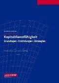 Kapitaldienstfähigkeit - Ulrich Bantleon, Gerhard Schorr